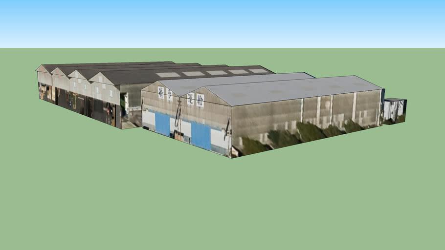 東洋海運 倉庫