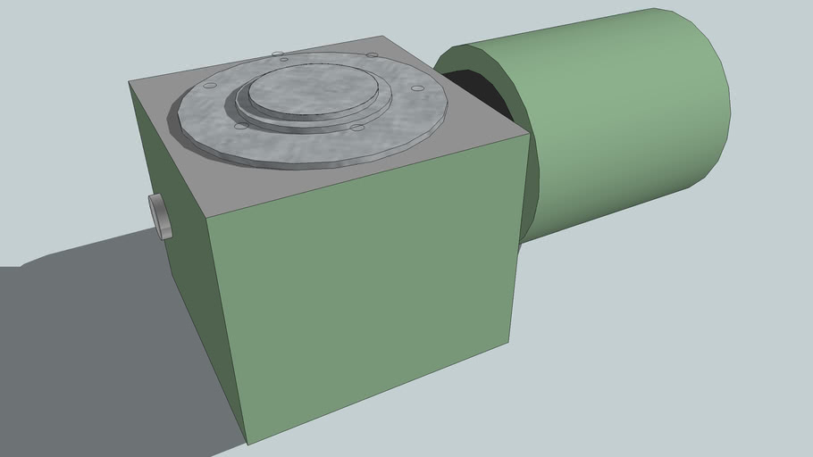 Basic Gearbox and Motor