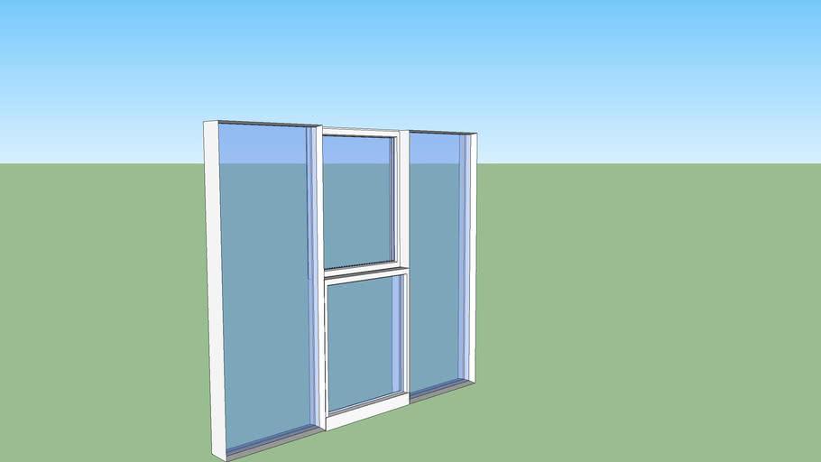 HOF design window