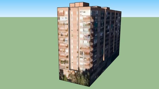 マドリード, スペインにある建物