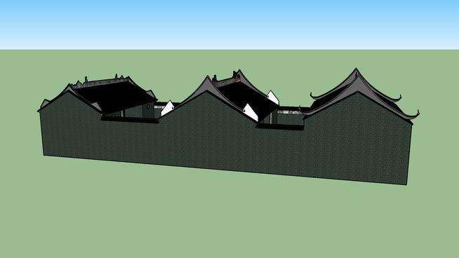 廖萬石堂,Liu Man Shek Tong Ancestral Hall