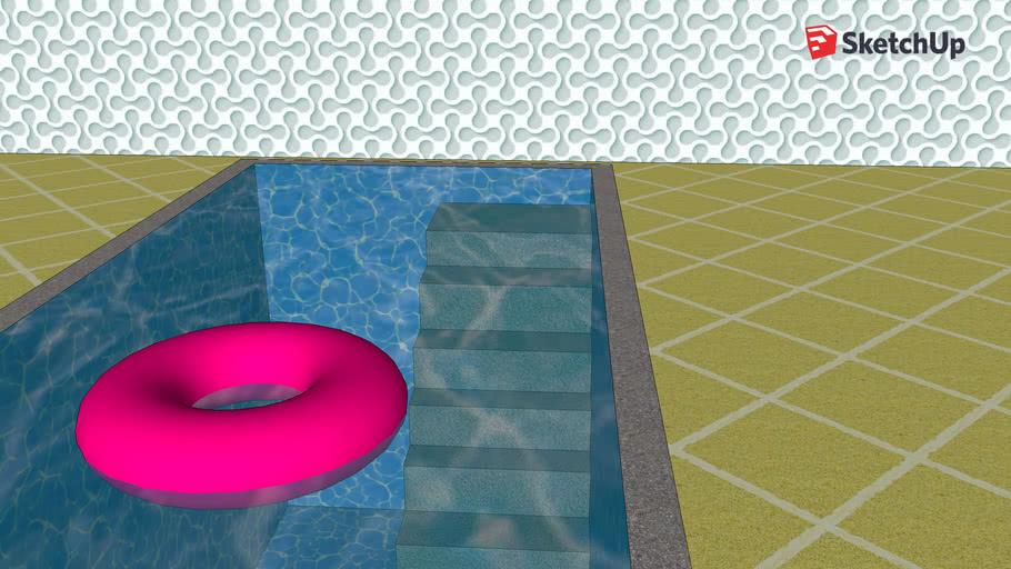 Pink Inner Tube