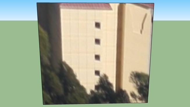Building in Palo Alto, CA, USA