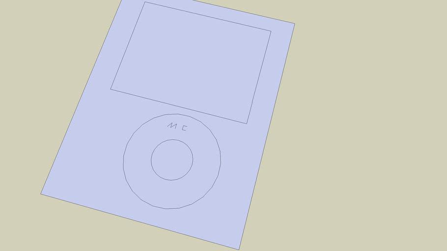 Black Nano iPod