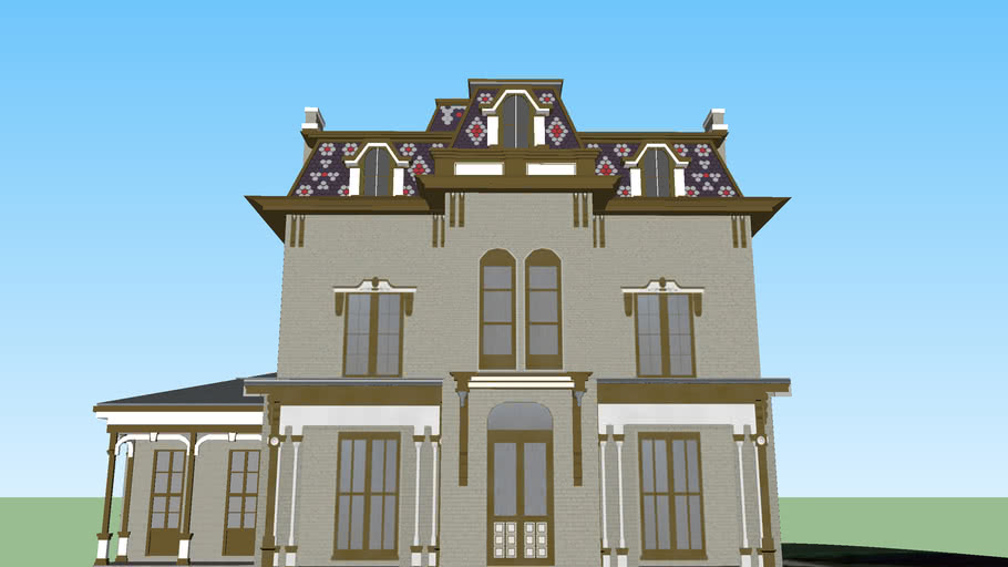 Gilbert Mansion