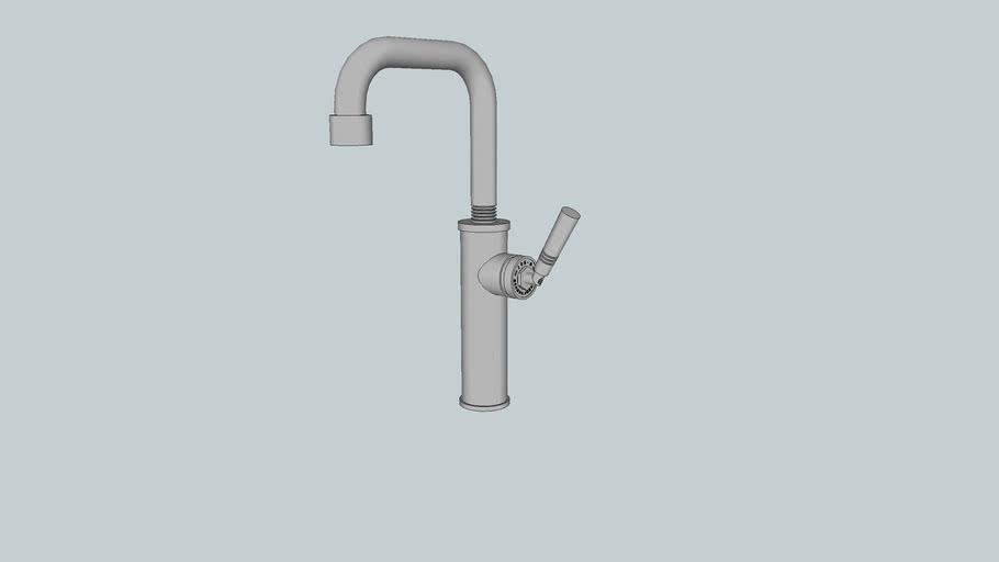 JEE-O soho basin/kitchen mixer RAW
