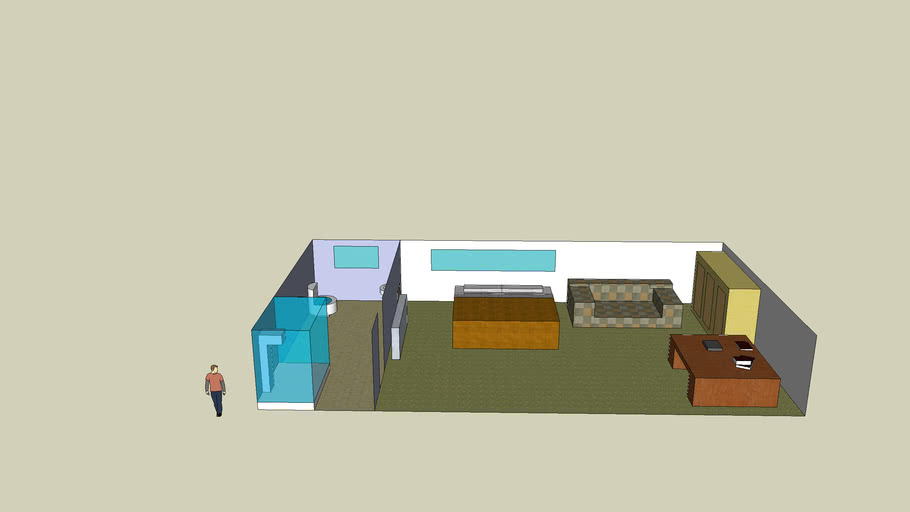 CHERUB Bedroom