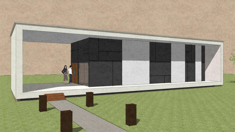 Super Minimalist House Design 3d Warehouse,Menu Database Table Design