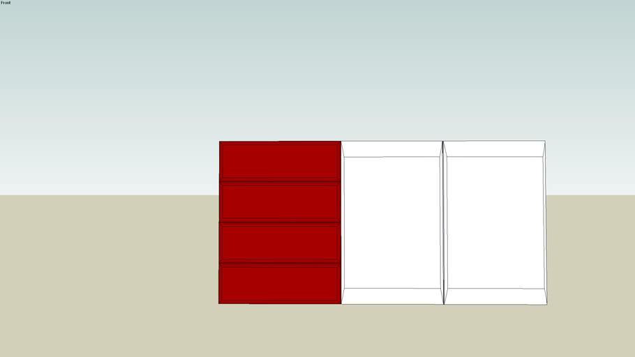Armário de chão nº1