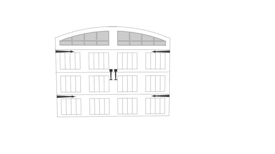 Carriage Door