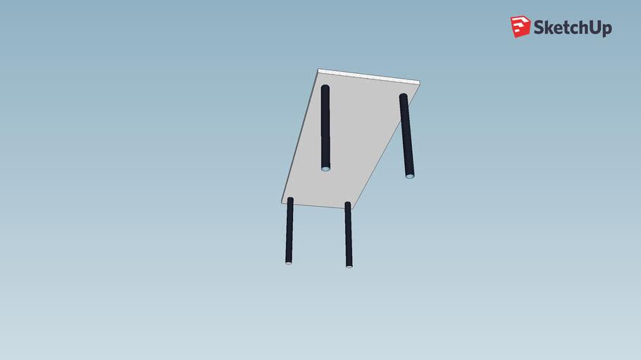 Ikea Desk by Lammo