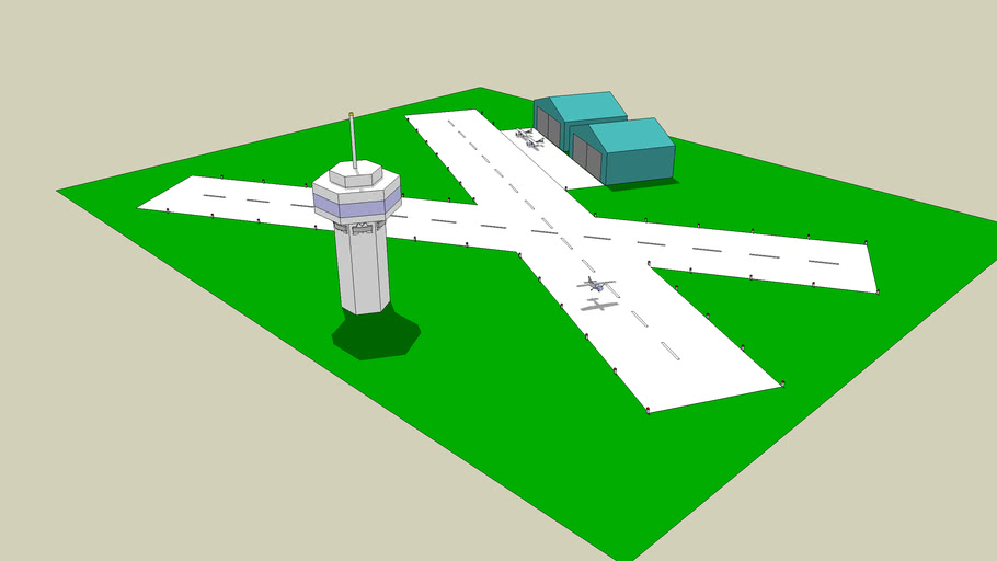 Monopoly Airport