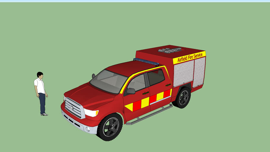 Airfield Fire Appliance