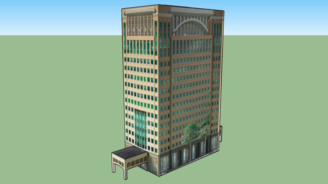 Gedung Arkadia Block F