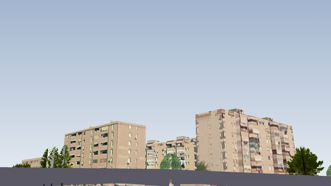 Edifici via gaetano Romeres Palermo, gruppo B