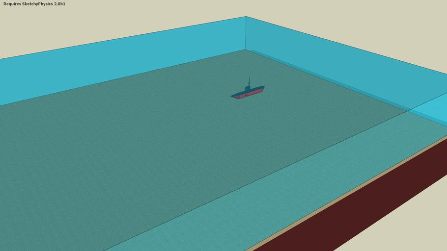 basic submarine simulator 2