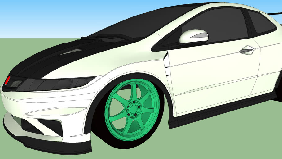 Honda Civic Type-R Mugen
