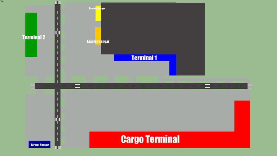 Ferrybank LCA Airport