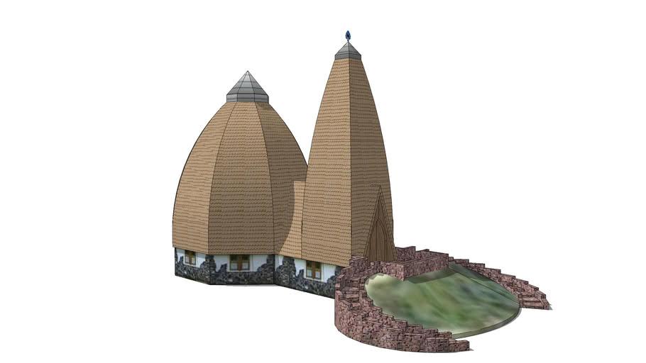 Kőszeg, református templom
