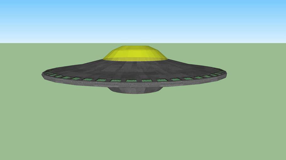 Experimental UFO