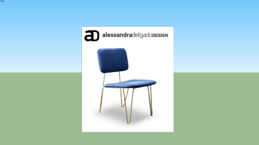 AL-Bru cadeira sem braço