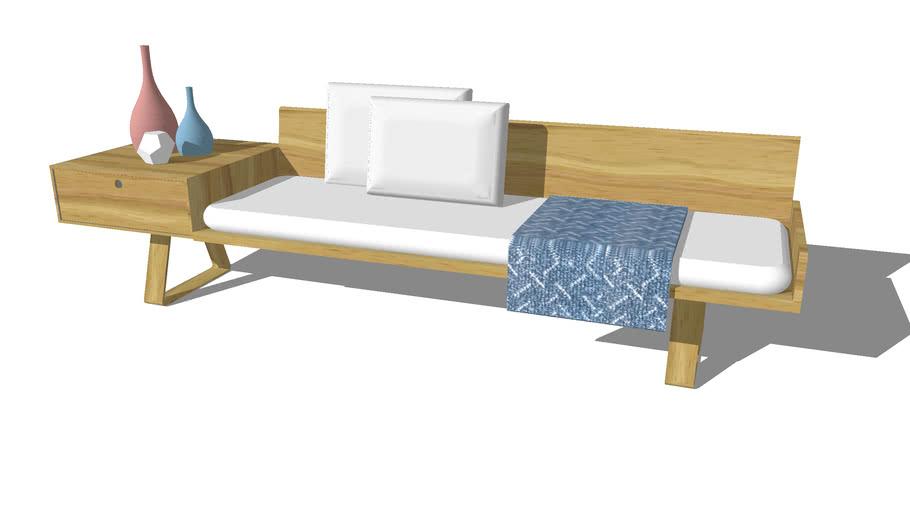 Scandinavian+sofa