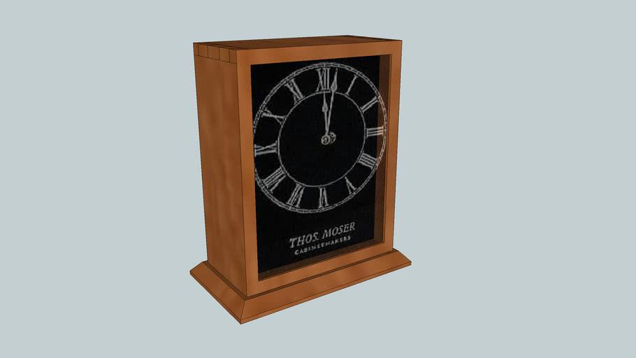 Thos. Moser Desk Clock