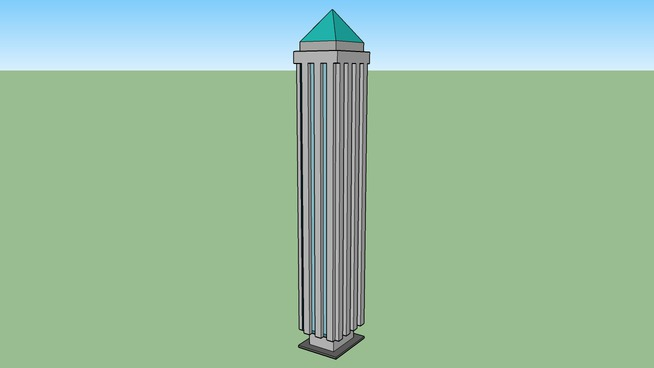 Torre de barras