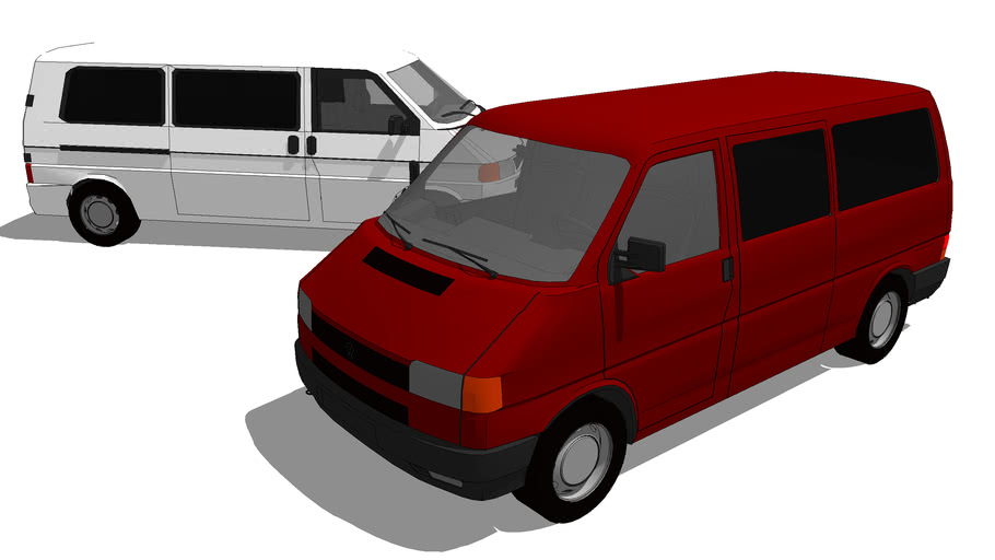 Vehicles - Volkswagen Transporter T4