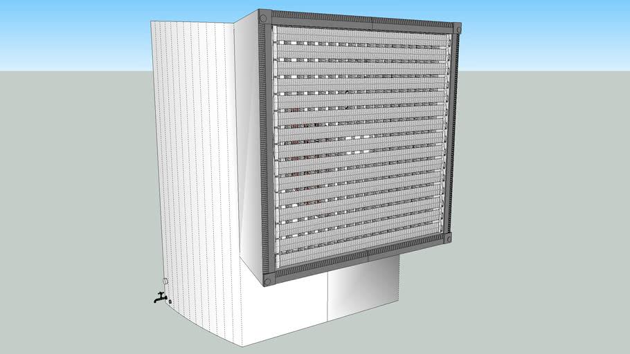 climatizador rba 9.000