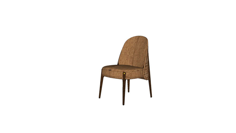 AMES DINING CHAIR MKO2015-F29-B25