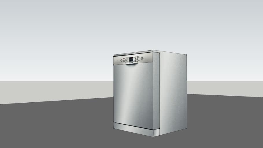 lavavajillas bosch color acero