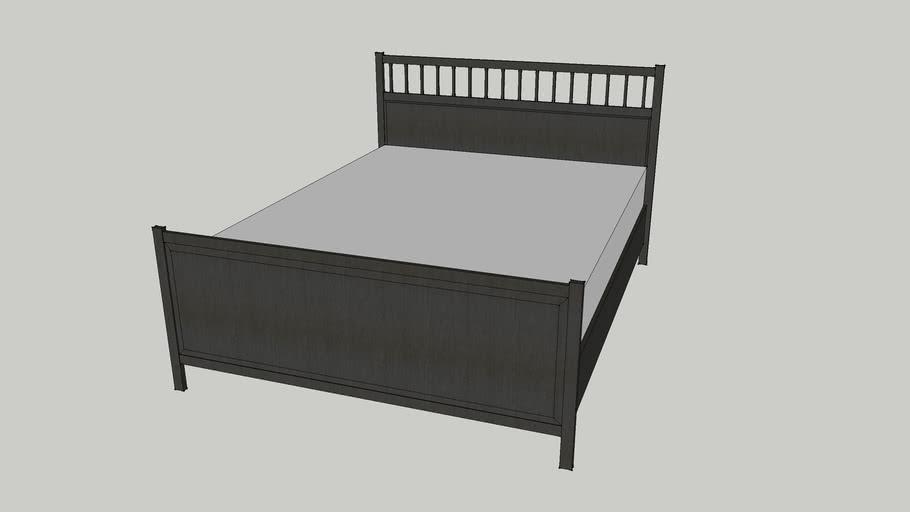 Ikea Hemnes Bed Frame Queen