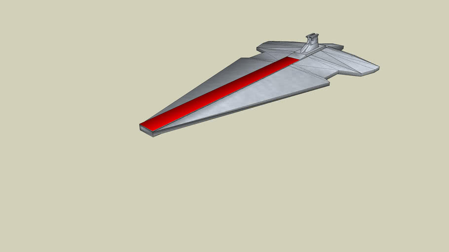 Star Wars, Republic Star Destroyer