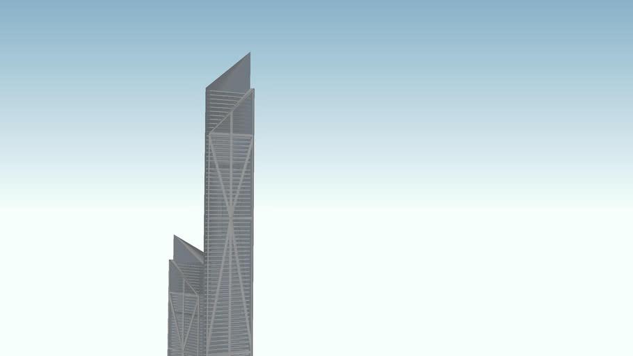 EL Gomhorya tower