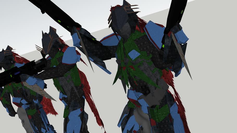 CGIF N'awak Assualt Strike team