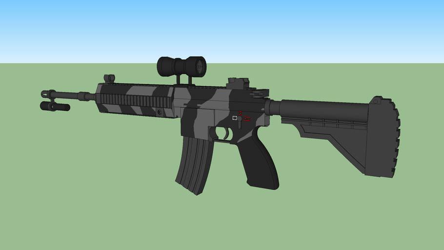 M416 S.W.A.T. Mod