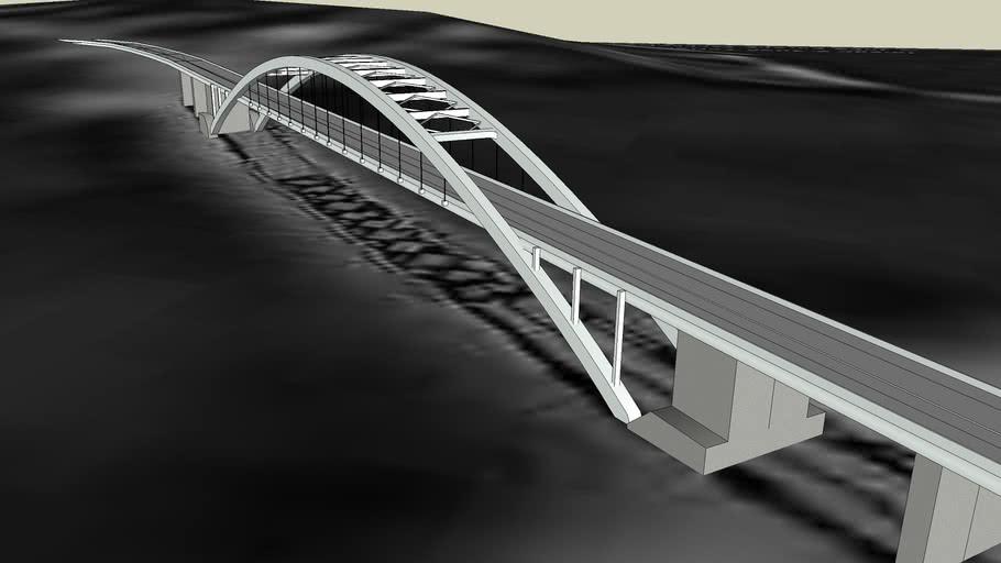 Omishima Bridge (大三島橋)