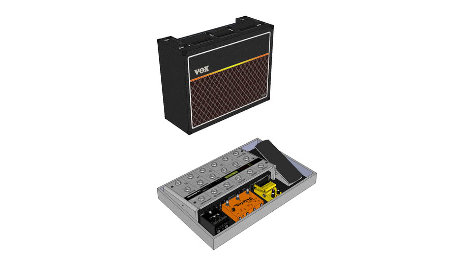 VOX-AC30VR&Effects