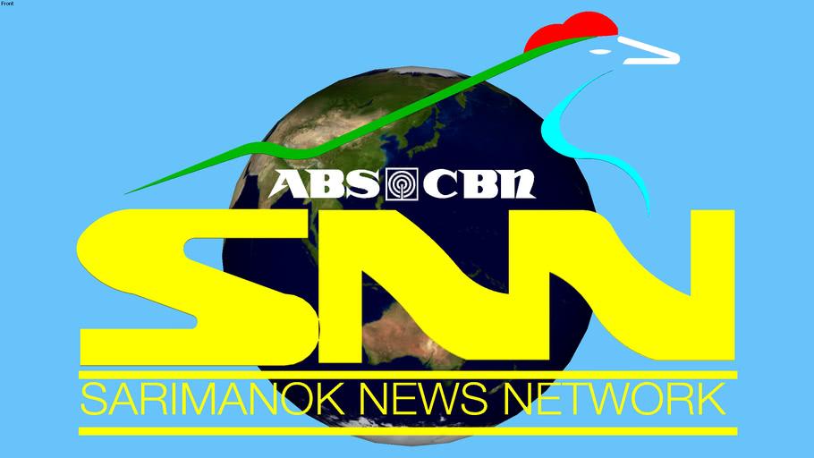 Sarimanok News Network Logo (1998-1999)