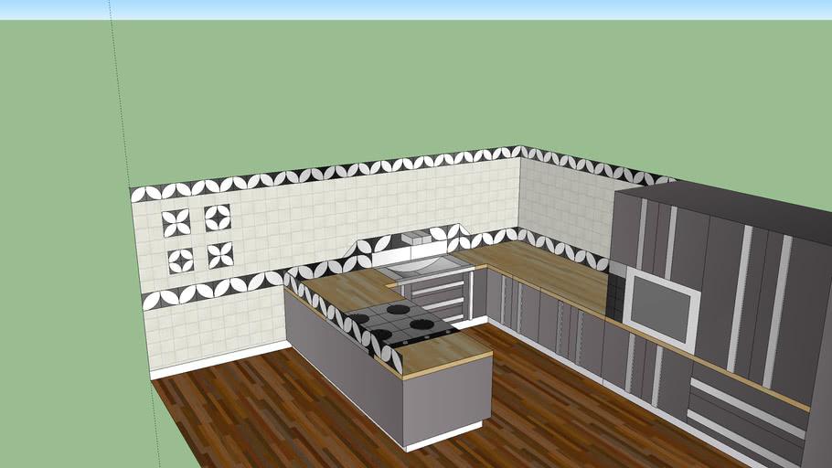 my second kitchen