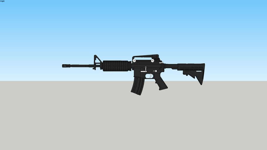 ARMA LARGA  AR 15