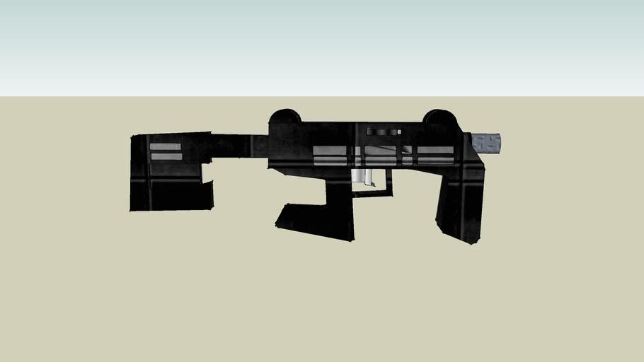 Halo 2 SMG