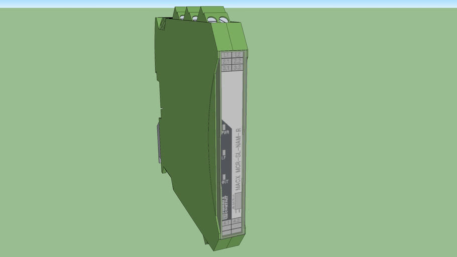 Phoenix Contact - MACX MCR-SL-NAM-R NAMUR Switch Amp (2865997)