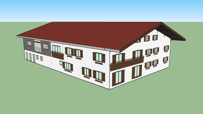 Gästehaus Hennenmühle
