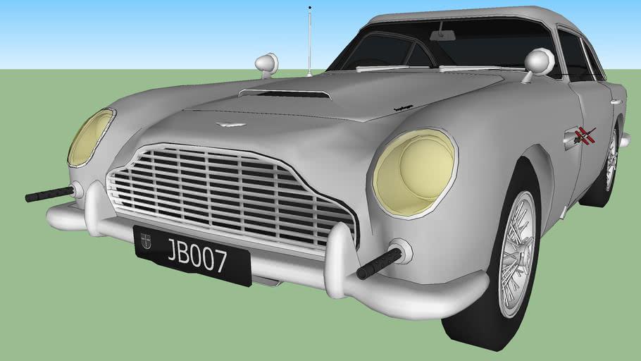 James Bond DB5