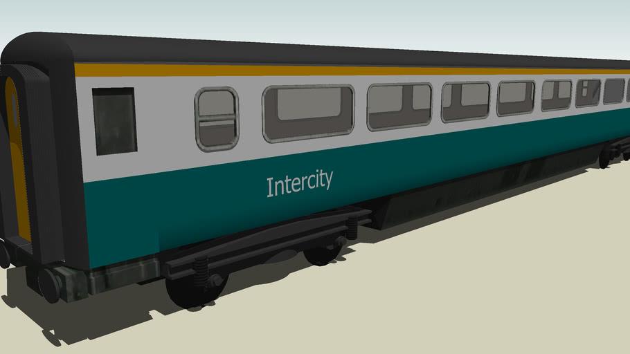 MK3 Intercity Coach Blue
