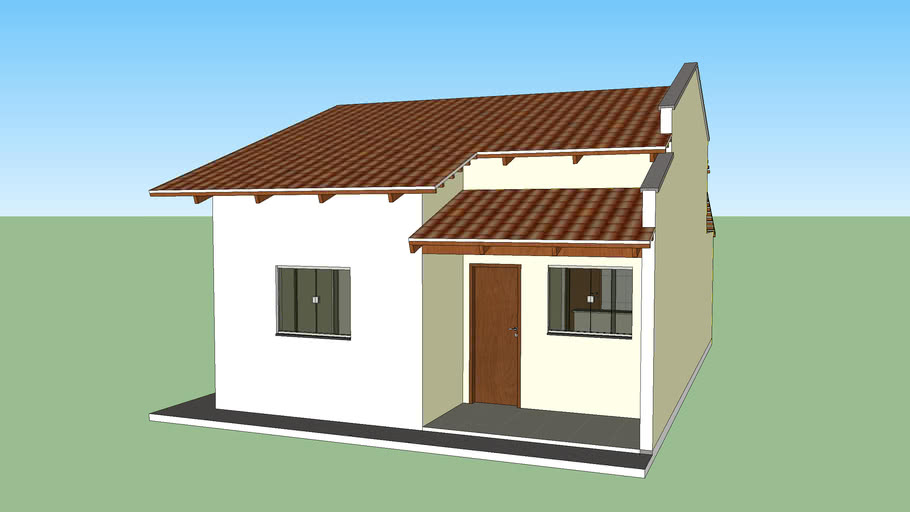 Projeto Residencial Simples