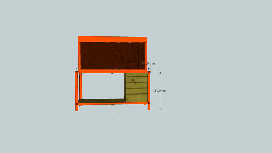Steel workbench 3.0