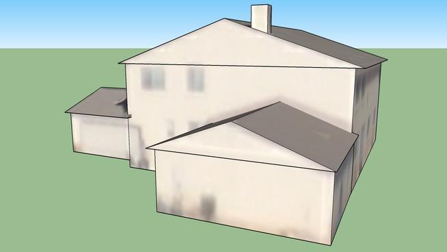莱克马修斯, 加利福尼亚州, 美国的建筑模型